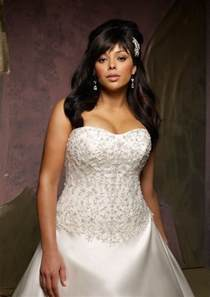 plus size wedding dresses bridal fashion show plus size wedding dresses