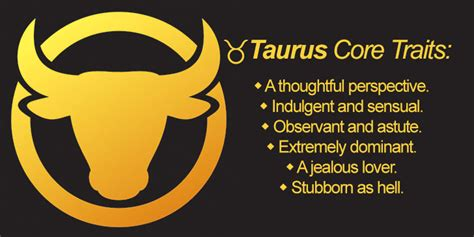 best qualities of a taurus 6 personality traits of your zodiac sign revealed dose of spirituality