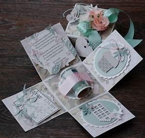 Hochzeit Geldgeschenk Verpacken : geldgeschenke zur hochzeit originell verpacken 47 ideen ~ Watch28wear.com Haus und Dekorationen