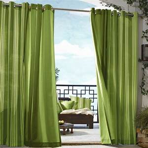 Door curtains all weather outdoor curtains inspiring for Outdoor balcony curtains