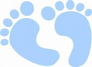 Baby Feet Clip Art at Clker.com - vector clip art online ...