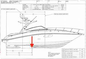 Where Is The Center Of Gravity On A Sea Ray 370 Sundancer