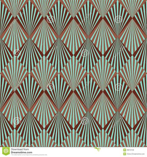 chambre deco vintage deco pattern royalty free stock images image 29510109