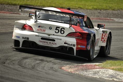 Bmw Racing Team Rll Finishes Fourth And Sixth At Canadian
