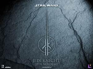 Star wars episode vi luke skywalker returns to yavin 4 for Jedi academy wallpaper