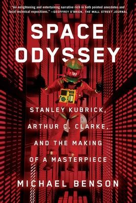 space odyssey book  michael benson official