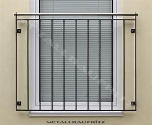 franzosischer balkon 57 02 metallbau fritz With französischer balkon mit garten klapptisch anthrazit