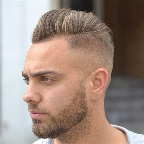 moderne pompadour haarschnitte pomp   trend