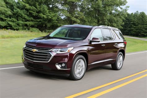 2018 Chevrolet Traverse Suv Pricing  For Sale Edmunds