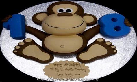 Monkey Birthday Cake Template by 17 Best Ideas About Monkey Template On Monkey