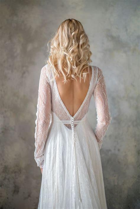 Best 25 Long Sleeve Backless Dress Ideas On Pinterest