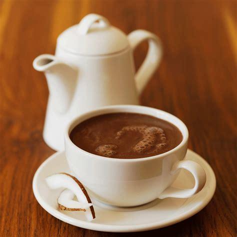 la cuisine italienne recettes chocolat chaud italien