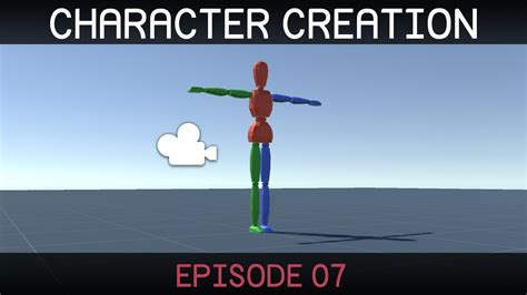 character creation  unity character controller youtube