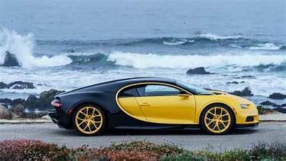 Bugatti Chiron Wallpapers 4k Yellow