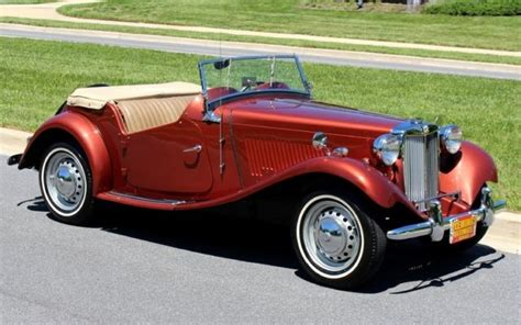 Mg Garage by 1951 Mg Td Flemings Ultimate Garage For Sale Mg T Series