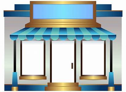 Clipart Clip Storefront Coffee Shops Fronts Cliparts