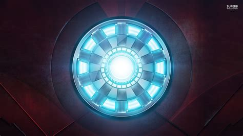 Iron Man Arc Reactor Marvel HD wallpaper movies and tv