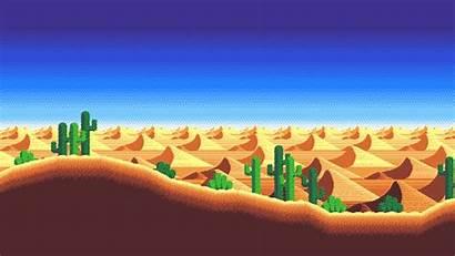 Desert Tileset Pixel 2d Games Untied Tilesets