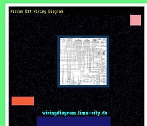 Nissan D21 Wiring Diagram  Wiring Diagram 17593