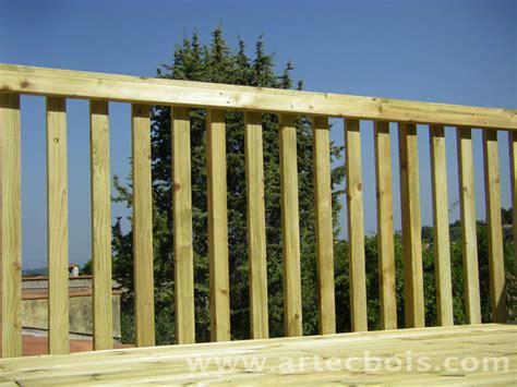 hauteur garde corps patio artecbois terrasses en bois et amenagements exterieurs en bois 06 sion valais suisse