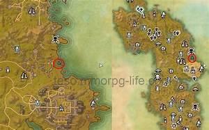 Lorebook Locations Map Eso Life Elder Scrolls Online