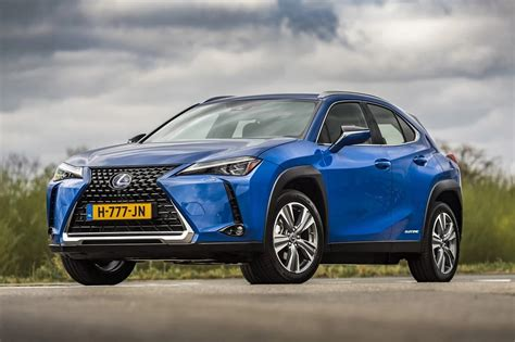 Details of Lexus UX 300e electric cross for Europe became ...