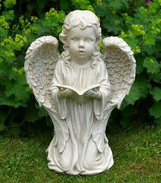 Angel Garden Statue Girl