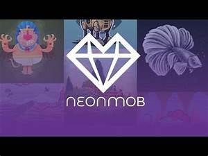 D I Treasures NeonMob Rise of The Virtual Cards