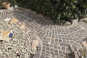 Weggestaltung Im Garten : gartenwege richtig gestalten oesch co ag ~ Yasmunasinghe.com Haus und Dekorationen
