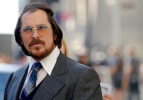 Christian Bale The Many Looks Chameleon Actor
