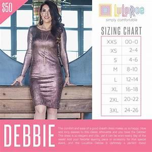 Lularoe Debbie Size Chart Pin On Lularoe Sizing Charts