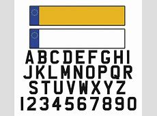 New number plates released this month AA Cars
