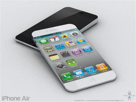 iphone air forget the iphone 5 check out this iphone air concept