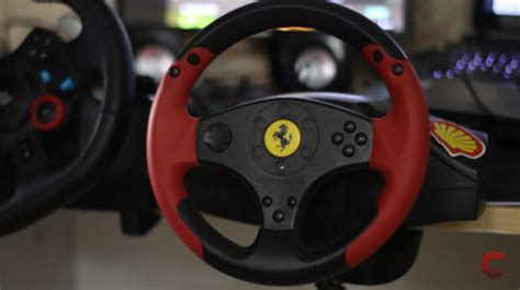 Actually the ferrari red legend edition steering wheel is not on the supported list. Logitech G29 vs Thrustmaster Ferrari Red Legend Edition
