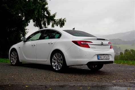 Opel Insignia Review by Foto Reviews Opel Insignia Facelift Opel Insignia