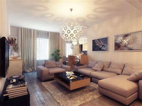 Cozy Living Room Interior House Design Living Room