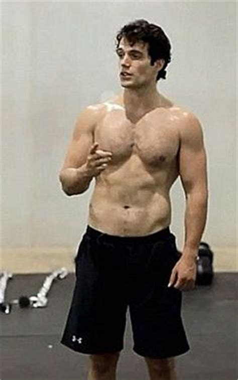 Henry Cavill Superman total body workout, how to build a ...