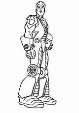 Action Coloring Desenhos Jetsky Armor Colorir Brinquedos Papel sketch template
