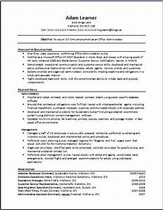 Functional resume the working centre for Functional resume example