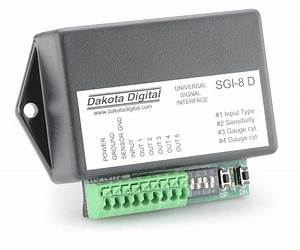 Dakota Digital Universal Tachometer Signal Interfaces Sgi