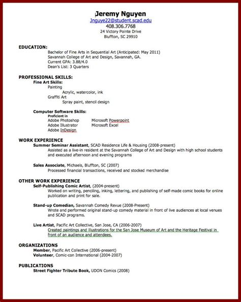 How Can A Resume Be by How Can I Make Cv For Resume Format