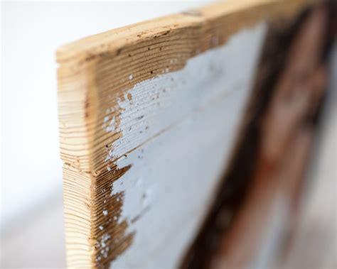 fotos auf holz aufziehen deine fotos gedruckt auf altholz lumberprint foto auf holz