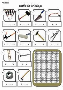 94 Outil De Bricolage : outils de bricolage fiche d 39 exercices fiches ~ Dailycaller-alerts.com Idées de Décoration