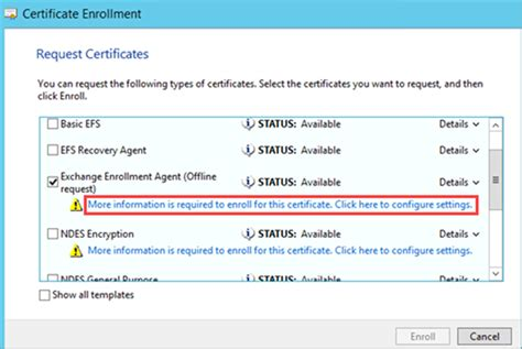 certificate intune device agent microsoft enrollment troubleshoot ndes scep exchange select docs communication during