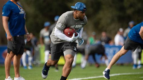 pro bowl seahawks  nfc practice day