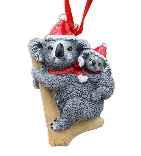 koala joey christmas decoration australia  gift