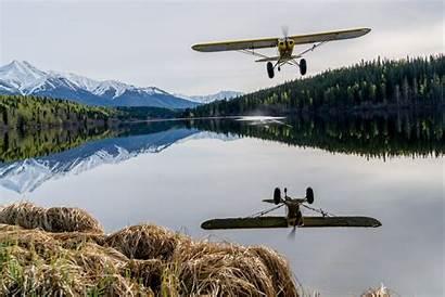 Bush Plane Alaska Planes Flight Wallpapers Thule