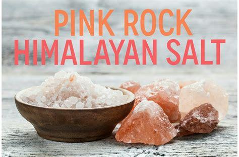himalayan rock salt l himalayan pink rock salt natalie jill fitness