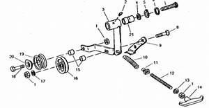 210 John Deere Lawn Tractor Drive Belt Ajusting