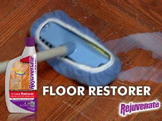 rejuvenate floor cleaner renew seal and protect floors furniture